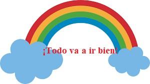 arcoiris todo va a ir bien