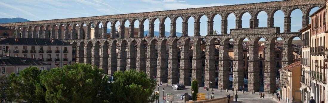 visita virtual de Segovia