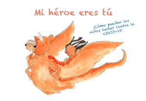 libro mi heroe eres tu