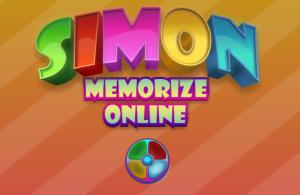 juego simon memoria