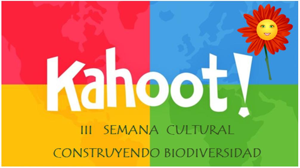 kahoot semana cultural