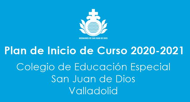 Plan de Inicio de Curso 2020-2021